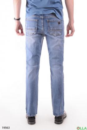 acc4aa6373b Мужские светлые джинсы цена 339.00 грн. D8970 купить в интернет ...