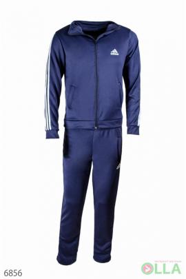 Мужской Спортивный костюм - 6856