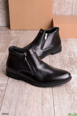 Мужские ботинки на змейках