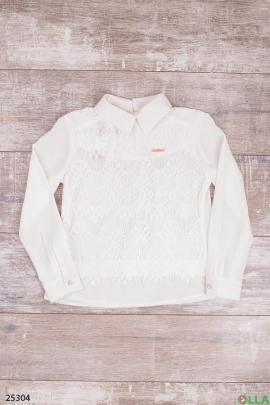 Блузка для девочки - 25304