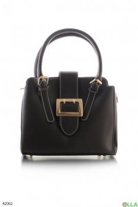 Женская черная сумка