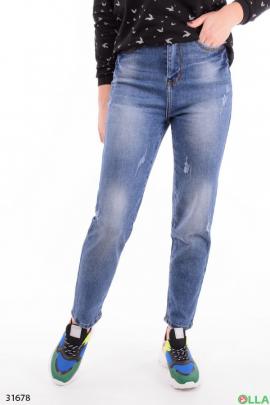 Женские джинсы Mom Fit