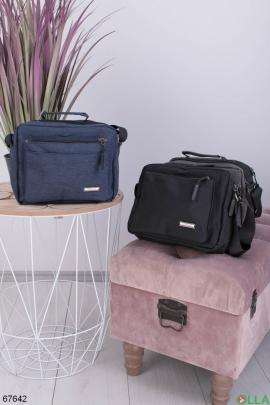 Мужская сумка из текстиля