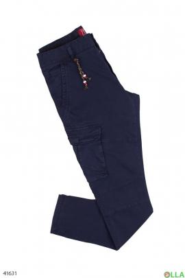 Мужские брюки с карманами
