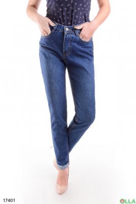 Стильные джинсы с манжетами
