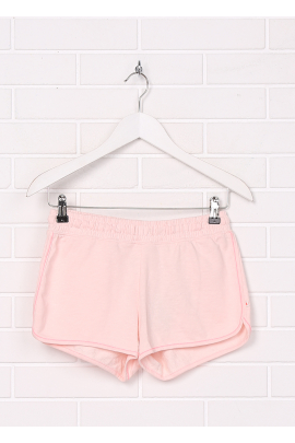 Шорты H&M розовые