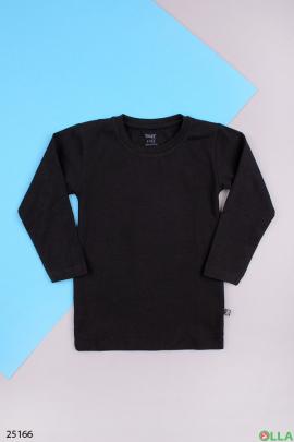 Батник черного цвета - 25166