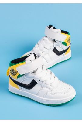 Белые кроссовки для девочек