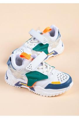 Разноцветные кроссовки для мальчика
