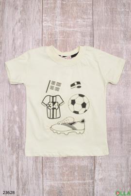Футболка с рисунком для мальчика