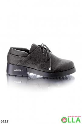 Женские туфли-оксфорды