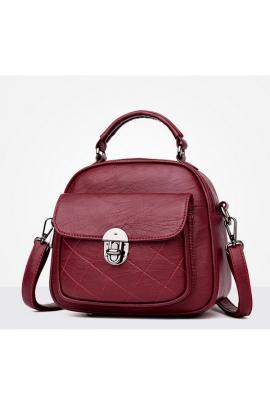 Женский Бордовый рюкзак