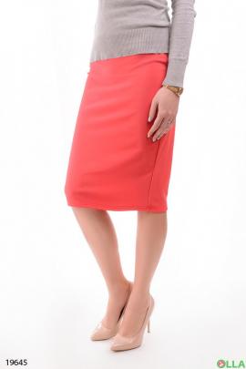 Женская юбка-карандаш